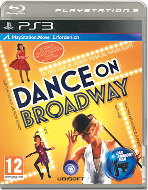 Dance on Broadway (Move)