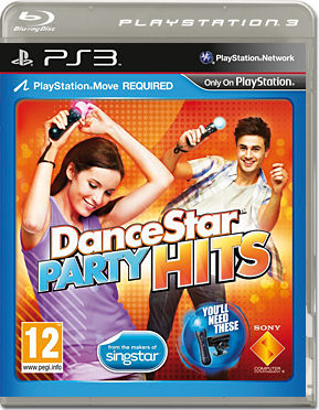 DanceStar Party Hits (Move)