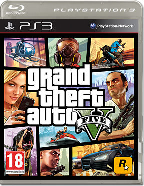 grand theft auto 5 playstation 3 world of games. Black Bedroom Furniture Sets. Home Design Ideas