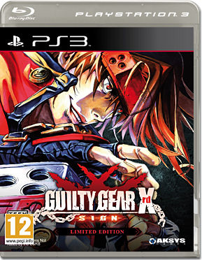 Guilty Gear Xrd -SIGN- - Limited Edition -US-
