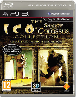 Ico & Shadow of the Colossus Collection -US-