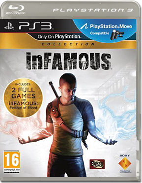 inFamous Collection -US-