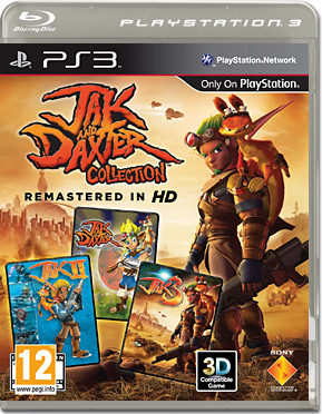 Jak and Daxter Collection -US-