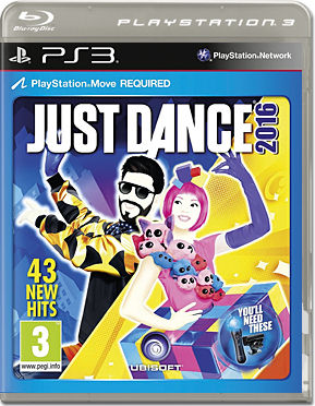 Just Dance 2016 (Move)