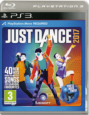 Just Dance 2017 (Move)