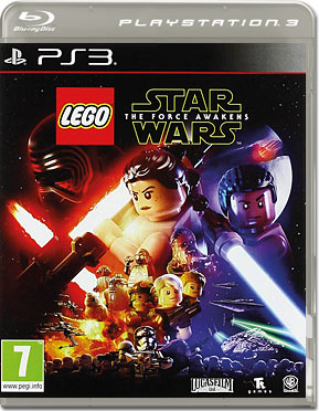 LEGO Star Wars: The Force Awakens -E-