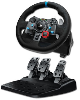 Lenkrad G29 Driving Force (Logitech)