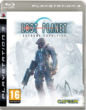 Lost Planet: Extreme Condition -US-