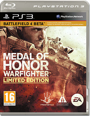 Medal of Honor 2: Warfighter - Limited Edition
