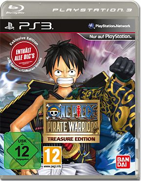 One Piece: Pirate Warriors - Treasure Edition
