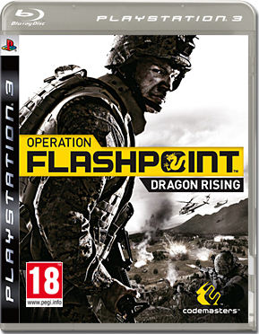 Operation Flashpoint 2: Dragon Rising -E-