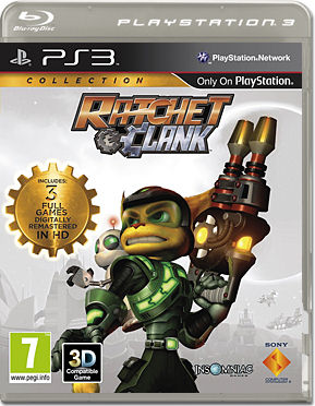 Ratchet & Clank Collection -US-