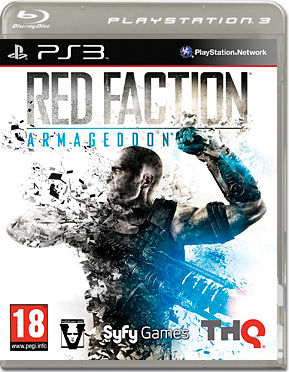 Red Faction: Armageddon -E-