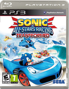 Sonic & All-Stars Racing Transformed -US-