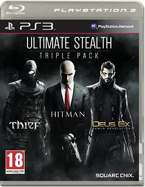 Ultimate Stealth Triple Pack -E-