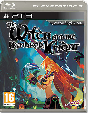 The Witch and the Hundred Knight -E-