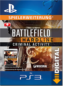 Battlefield: Hardline - Criminal Activity