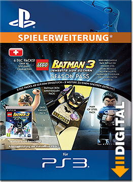Lego Batman 3: Beyond Gotham - Season Pass