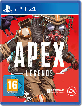 Apex Legends - Bloodhound Edition (Code in a Box)