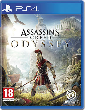 Assassin's Creed Odyssey -E-
