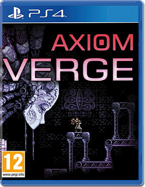 Axiom Verge -US-