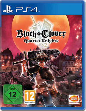 Black Clover: Quartet Knights