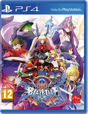 BlazBlue: Central Fiction -E-