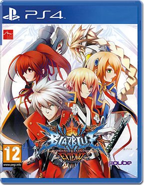 BlazBlue: Chrono Phantasma Extend -E-