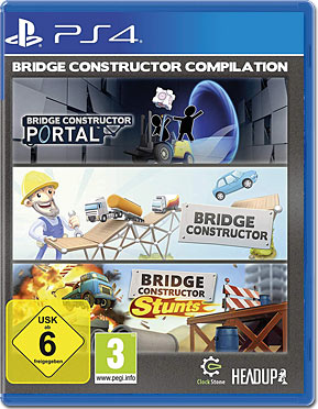 Bridge Constructor - Compilation