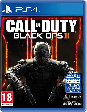 Call of Duty: Black Ops 3 -E-