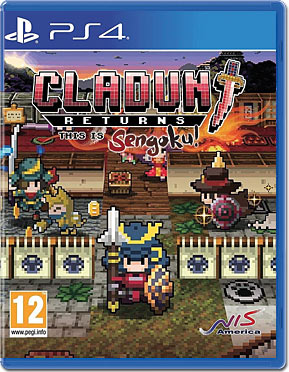 ClaDun Returns: This is Sengoku! -E-