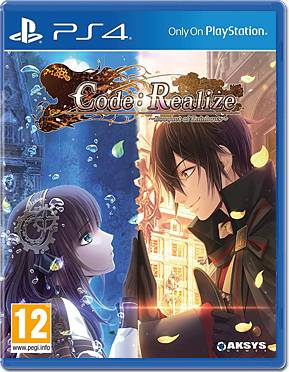 Code: Realize - Bouquet of Rainbows -US-