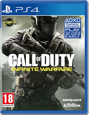 Call of Duty: Infinite Warfare -E-
