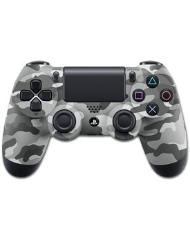 Controller Dualshock 4 -Urban Camouflage- (Sony)
