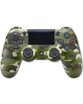 Controller Dualshock 4 -Green Camouflage- (Sony)