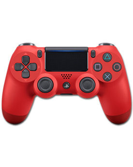 Controller Dualshock 4 -Magma Red- (Sony)
