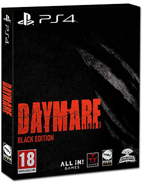Daymare: 1998 - Black Edition -E-