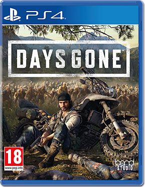 Days Gone (inkl. Bandana & DLCs)