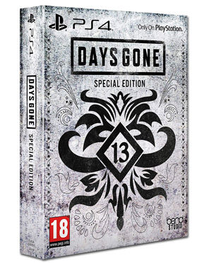 Days Gone - Special Edition (inkl. DLCs)
