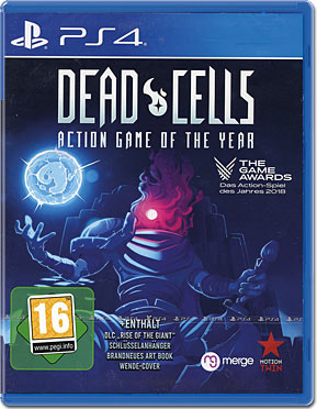 Dead Cells - Action Game of the Year