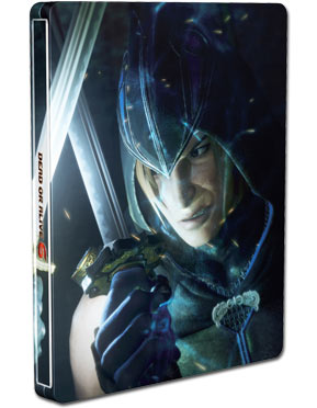 Dead or Alive 6 - Steelbook Edition