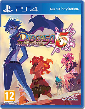 Disgaea 5: Alliance of Vengeance -E-