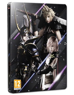 Dissidia Final Fantasy NT - Steelbook Edition (inkl. Special Item-Pack)