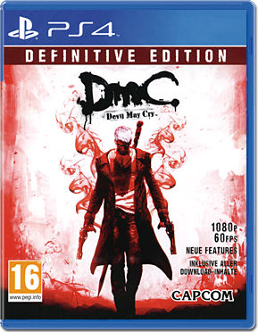 DmC Devil May Cry - Definitive Edition