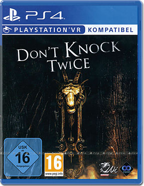 Don't Knock Twice VR