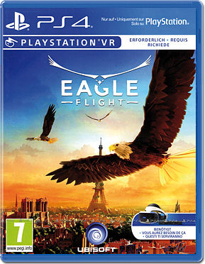 Eagle Flight VR