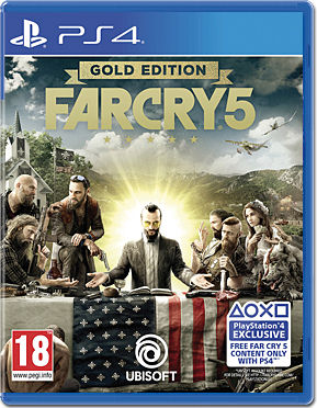 Far Cry 5 - Gold Edition (inkl. Doomsday-Prepper-Paket DLC)