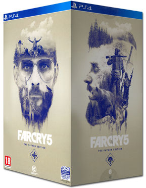 Far Cry 5 - The Father's Edition (inkl. Doomsday-Prepper-Paket DLC)