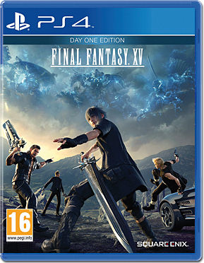 Final Fantasy 15 - Day 1 Edition (inkl. Lackierung & Reisepaket)