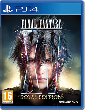 Final Fantasy 15 - Royal Edition